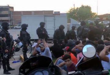 Arrestan a más personas por cierre de campaña del MAS en Santa Cruz