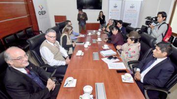 OEA inicia trabajo de observación de cara a elecciones