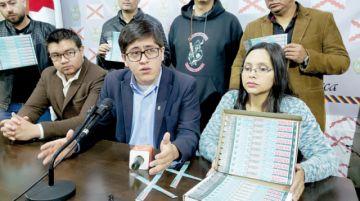 Ciudadanos se organizan para realizar control electoral