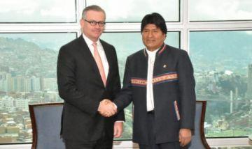 Misión de la OEA llama a que las elecciones se desarrollen sin violencia