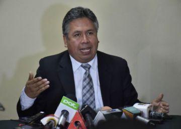 """Larrea pide """"voto castigo"""" contra el MAS"""