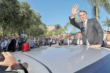 Brasil: Sospechas de fraude se ciernen sobre Jair Bolsonaro