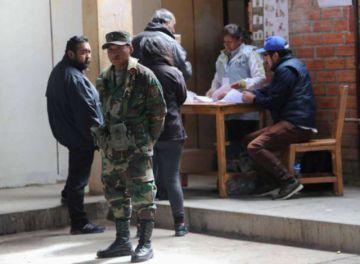 FFAA desplegará 11.171 militares; el TSE pide normalidad el día de las elecciones