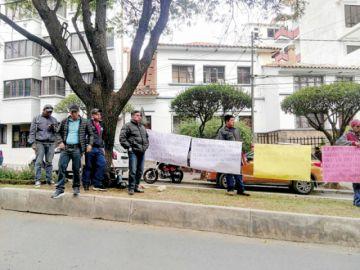 Pueblo Guaraní reclama  aprobación de autonomía