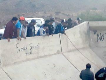 Muere un joven ahogado en la  represa de Culpina