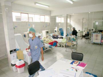 Pacientes renales en alerta por mejores condiciones