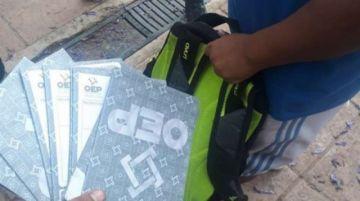 "Cochabamba: Asambleísta denuncia ""robo"" de papeletas y TED lo rechaza"