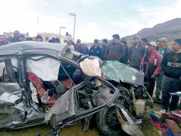 Betanzos: Tres pasajeros  fallecen en una colisión