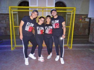 Un fin de semana de música, baile y solidaridad