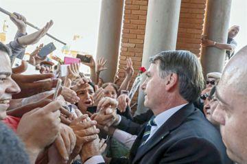 HRW advierte regresión en el Brasil de Bolsonaro