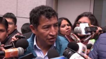 Borda cree que pedidos de federalismo son electorales