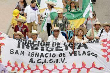 El Tribunal de Naturaleza recibirá la queja indígena