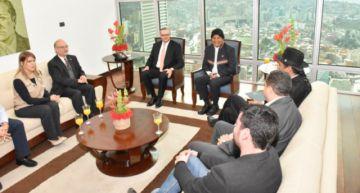 OEA llama a elección en paz y armonía
