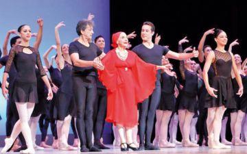 Muere Alicia Alonso, una leyenda de la danza clásica