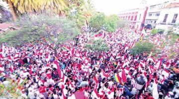 Federalismo: El MAS ve discursos electoralistas