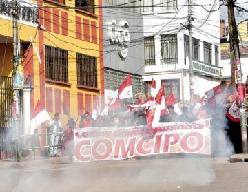 Potosí mantiene la huelga pero no impedirá votación