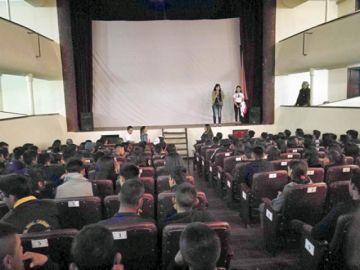 Festejan al Cine con proyecciones gratis