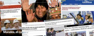 Bolivia en los ojos del mundo