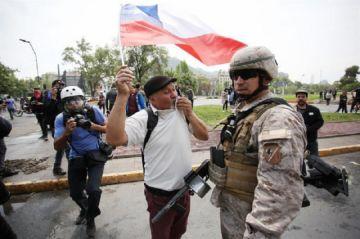 Diez claves para entender las protestas  en Chile