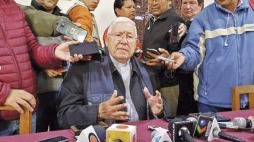 Arzobispo: No teman lo que pueda pasar