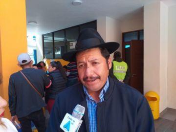 El gobernador Uquizu fue silbado en el momento de su votación (VIDEO)