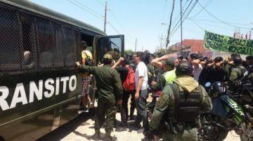 Policía justifica arresto de 106 personas en casa de campaña de BDN