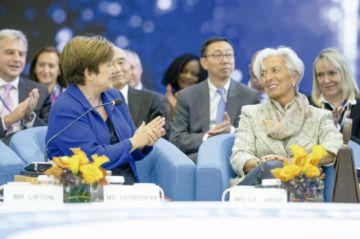 FMI en campaña contra las guerras comerciales