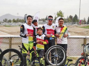Sucre se prepara para el Latinoamericano de Bicicross