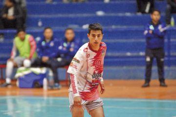 Bolivia parte rumbo a la Copa América de Futsal