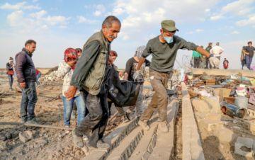 Tregua alivia tensión en el norte de Siria
