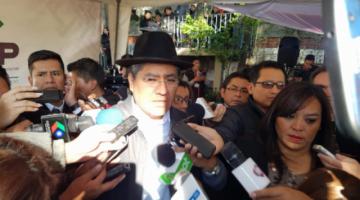 Canciller Pary: Chile garantiza votación de residentes pese a episodios de violencia
