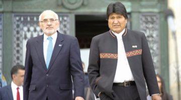 VíaCiencia confirma segunda vuelta entre Evo Morales y Carlos Mesa