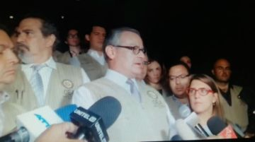 OEA: Preocupa cambio drástico en cómputo