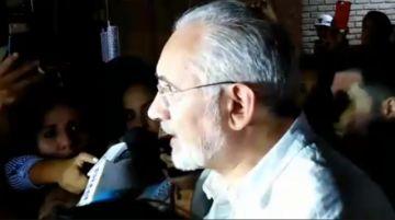 """Carlos Mesa: """"No vamos a reconocer esos resultados"""""""