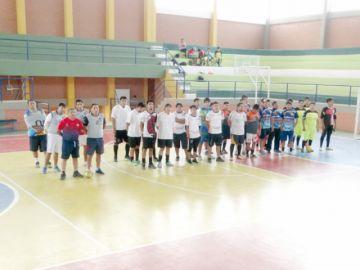 Futsal reúne a los radiomóviles de Sucre