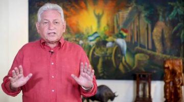 """Gobernador Costas exige  """"reposición"""" de la segunda vuelta"""