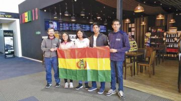 Sucrense rumbo a olimpiadas en México