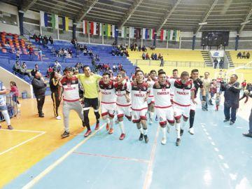 Fancesa se corona campeón del futsal local