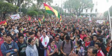 Chuquisaca declara paro cívico indefinido desde este miércoles