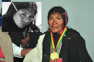 "Muere Sebastiana Kespi, protagonista de la película boliviana ""Vuelve Sebastiana"""