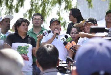 Santa Cruz mantiene invariable su paro cívico