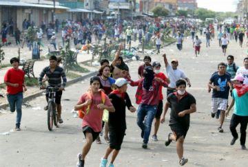 """OEA considera que sería """"mejor opción"""" convocar una segunda vuelta en Bolivia"""