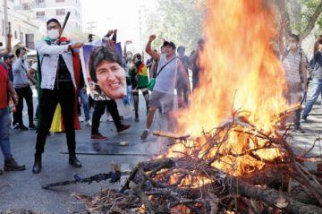 Protestas siguen y cívicos  llaman a un paro nacional
