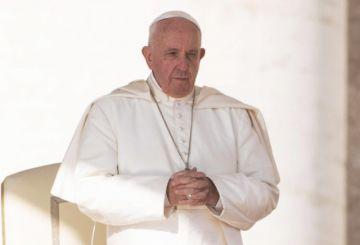 El Papa pide frenar la violencia en Chile