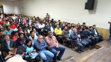 Se desarrolla la Asamblea de Instituciones de Chuquisaca