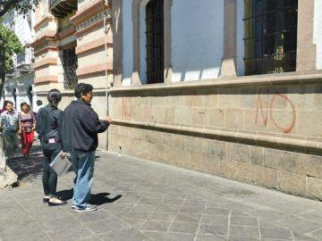 Exhortan a conservar el patrimonio de Sucre