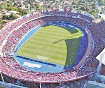 Si no es Santiago,  la final de la Copa sería en Paraguay