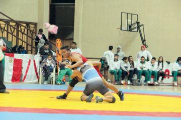 Boxeo y lucha definirán sus equipos en Sucre