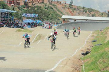 BMX programa dos pruebas antes del Latinoamericano