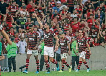 Flamengo jugará la final con River Plate
